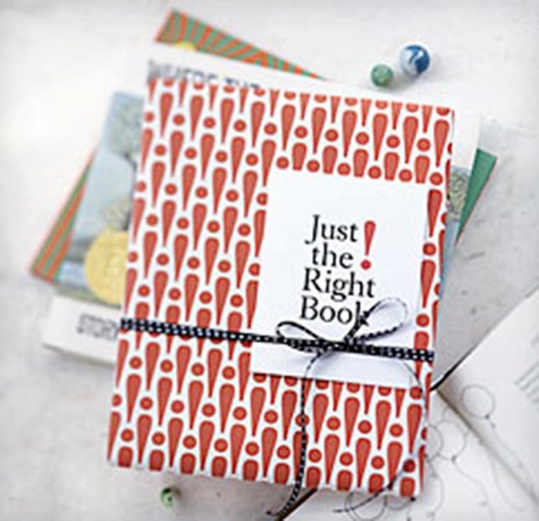 Image: A Just the Right Book subscription