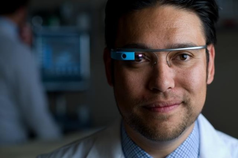 Google Gives Nonprofits the Gift of Glass (and Grants)