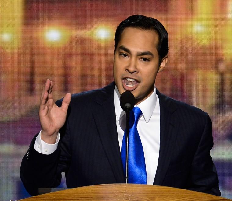 Obama to Nominate San Antonio Mayor Julian Castro as HUD Secretary