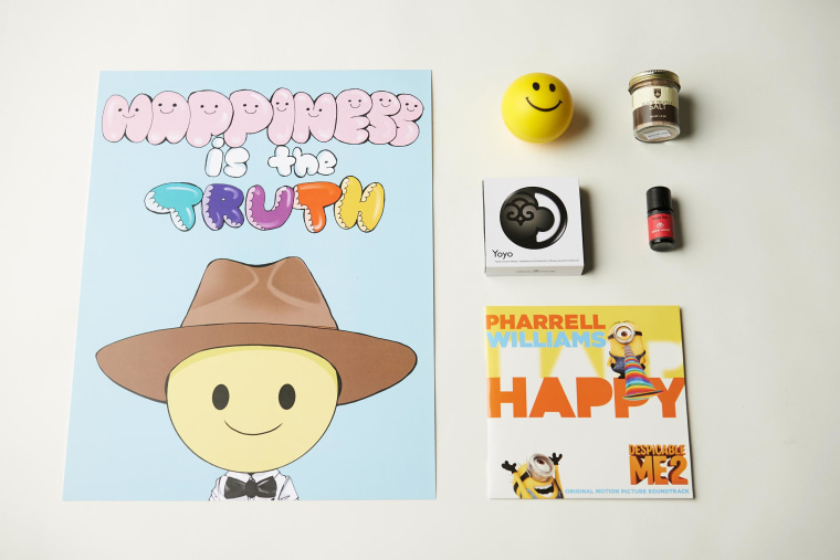 Image: A Quarterly package curated by Pharrell Williams