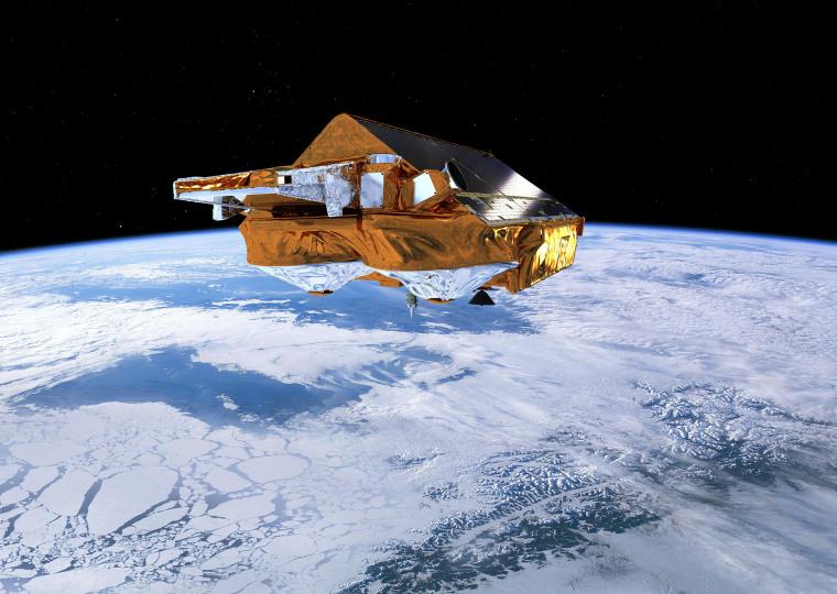Image: CryoSat 2