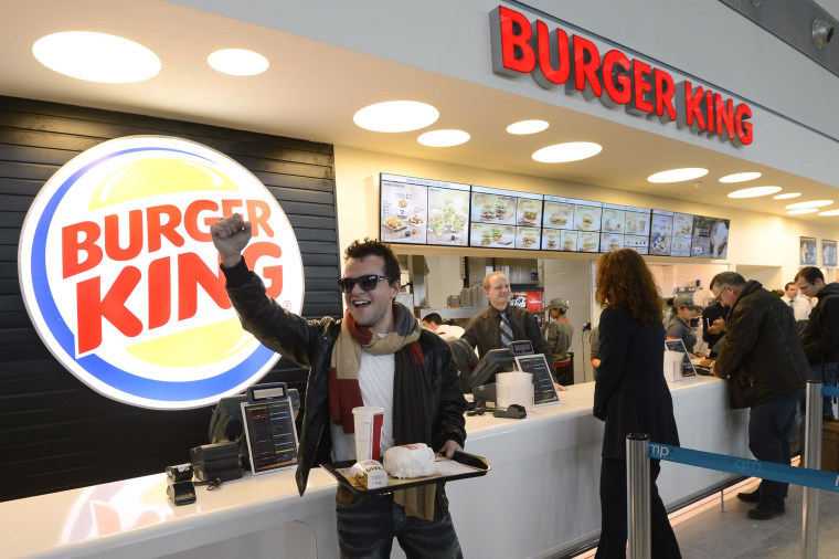 """Burger King dumps its \""""Have it Your Way\"""" slogan and now exhorts customers to \""""Be Your Way.\"""""""