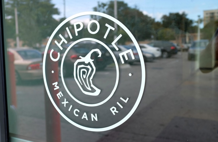 Image: A Chipotle restaurant