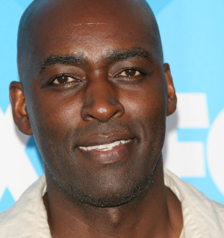 Michael Jace attends an event at the Ritz Carlton Huntington Hotel in New York in 2006.