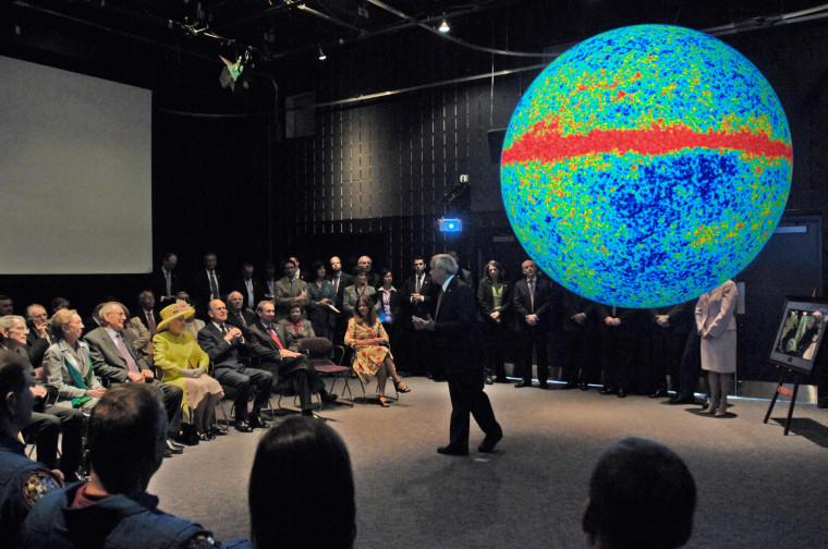 Image: Explaining the Big Bang's afterglow