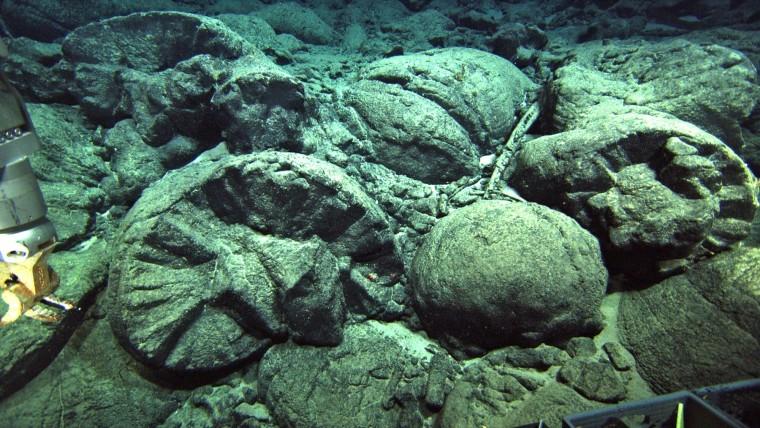 Image: Pillow lava