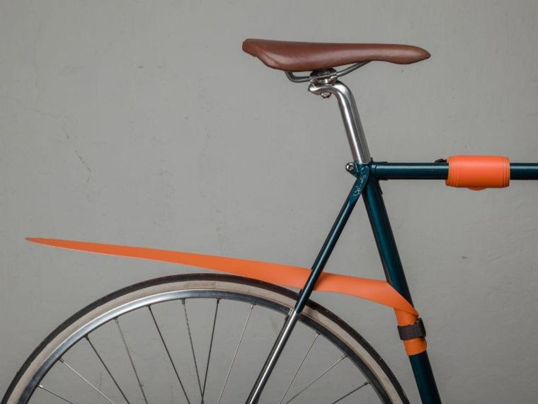 Image: Musguard Rollable Bike Fender