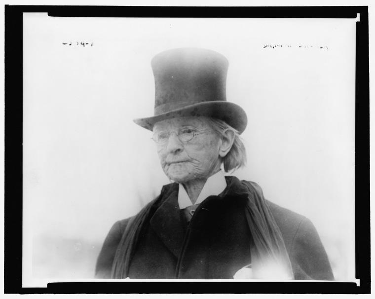 Image: Dr. Mary Edwards Walker, circa 1911