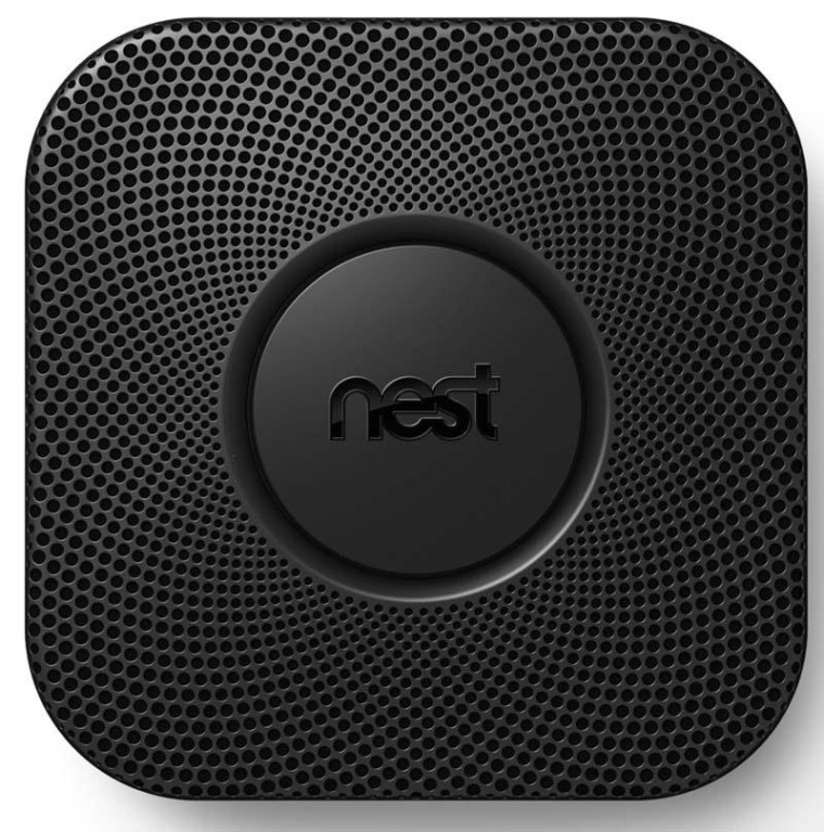 Image: Nest Smoke + CO Alarm