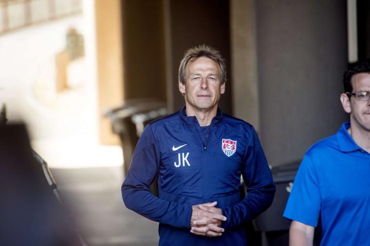 Image: Jurgen Klinsmann