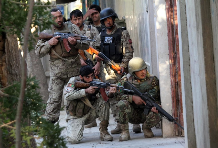 Image: Shots fired at Indian consulate in western Afghanistan