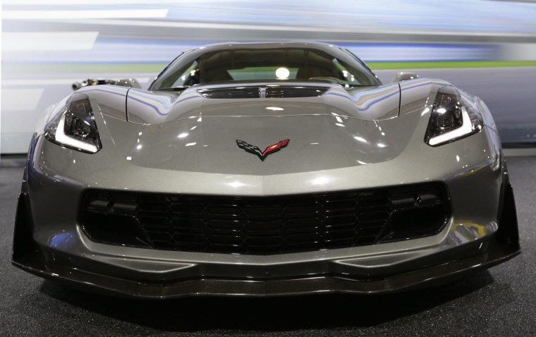 Despite General Motors' spate of recalls, its Chevrolet Corvette was voted North American Car of the Year.