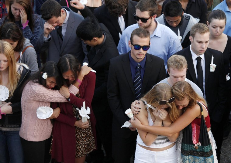 Image: Shooting Rampage In Santa Barbara Leaves Seven Dead