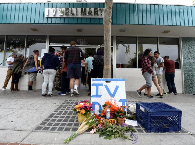 Image: Shooting rampage in Isla Vista, California