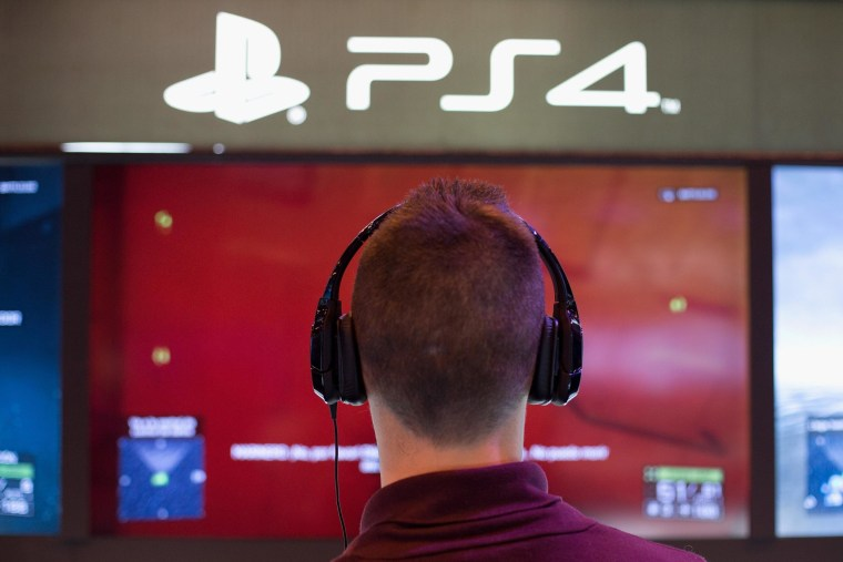 Sony Corp aims to step up sales of its PlayStation 4 game console to drive growth in its network services such as streamed games and video.