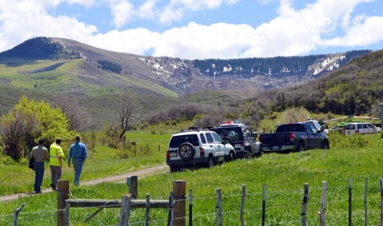 Three Missing Men Identified in Colorado Mudslide