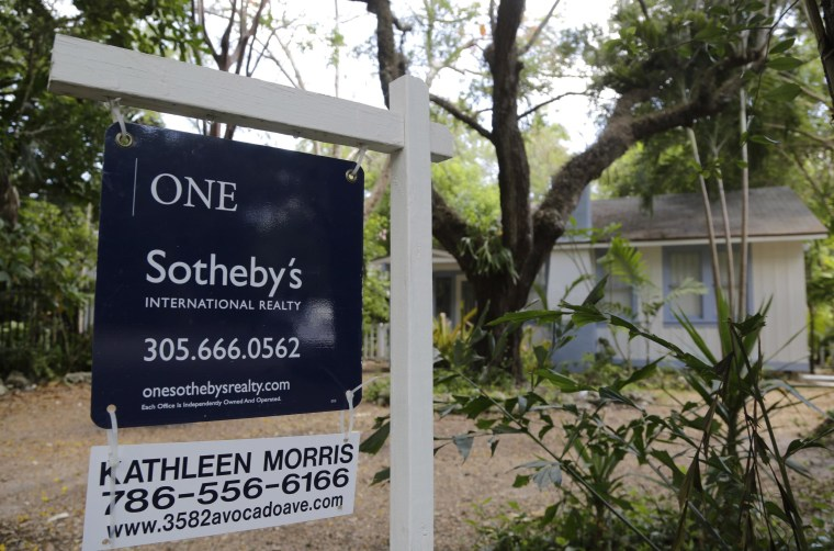 Single-family home prices rose more than expected in March