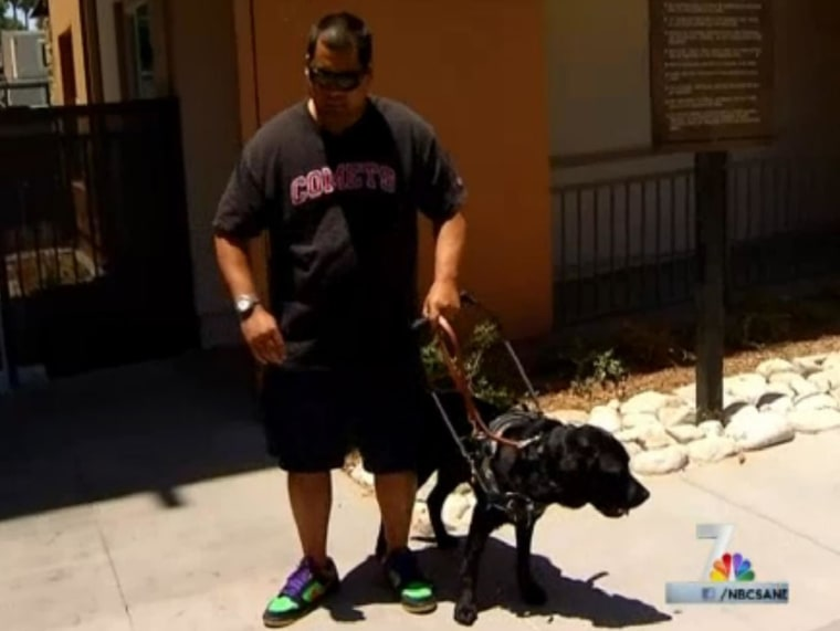 Image: Chris Aguiano was nearly killed by a case of mistaken identity and a hatchet attack five years ago. Now, he tells NBC 7's Rory Devine he's earned a certificate that means a new beginning for him