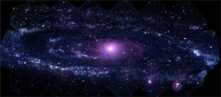 Image: Andromeda Galaxy