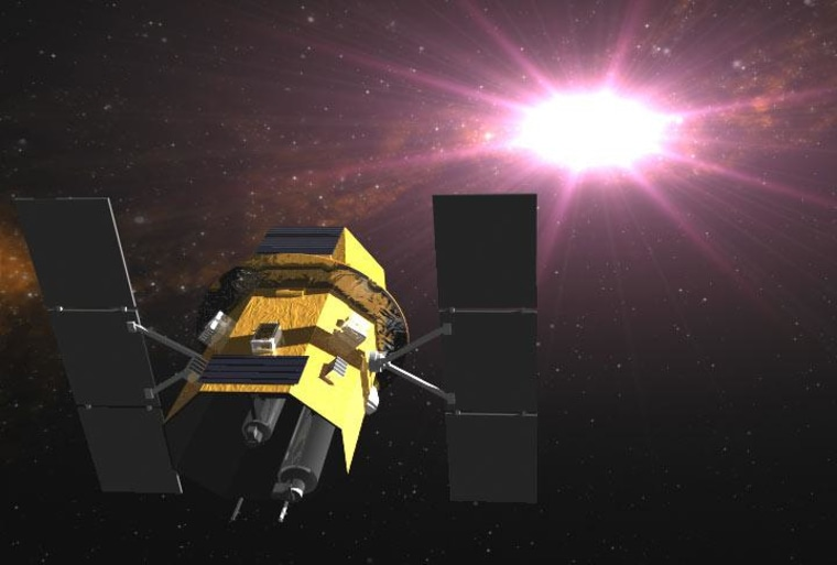 Image: Swift probe