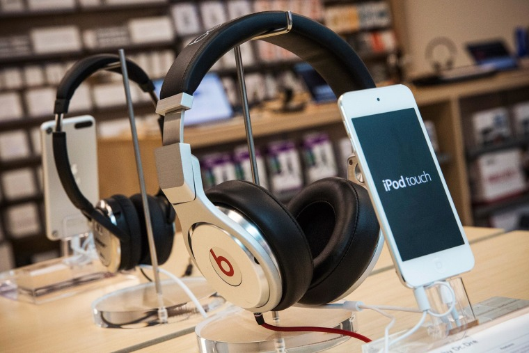 Image: Apple is buying Beats for $3 billion.