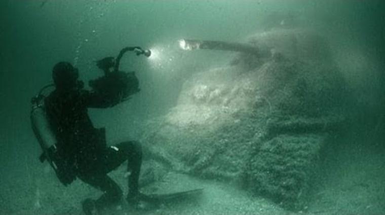 "Image: ""D-Day's Sunken Secrets"""