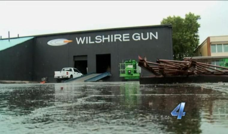 Image: Wilshire Gun Range