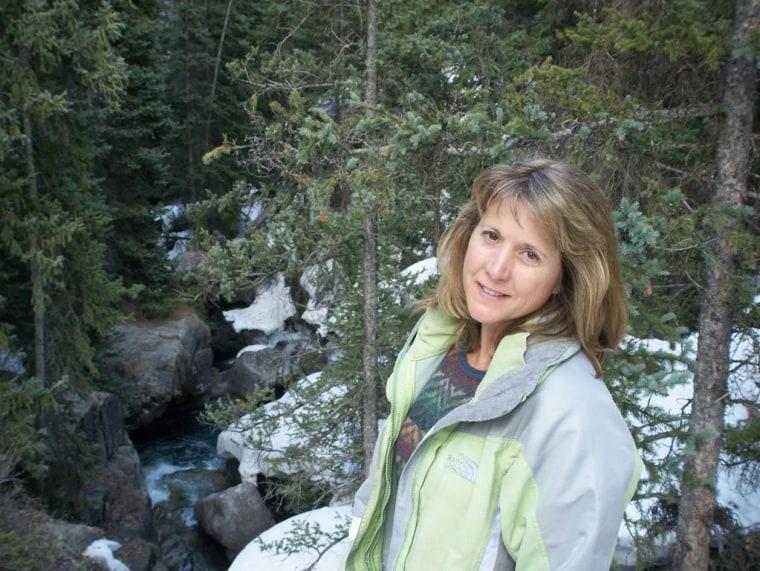 Leslie Mueller, third photo