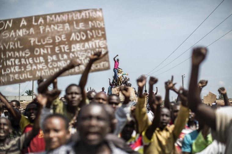 Image: Bangui