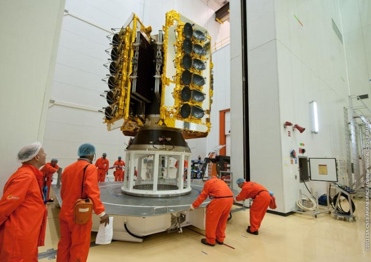 O3b Networks satellite