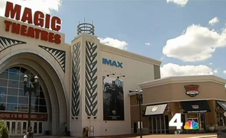 Image: 20-year-old Manuel Joyner is being held on a $50 million bond, charged in connection to a bottle bomb at the Magic Johson Movie Theater in Largo, Md. and suspected in a series of similar cases around the region