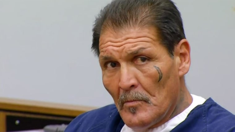 Image:  Alberto Serrato, 57, will stand trial for allegedly rekindling a wildfire.