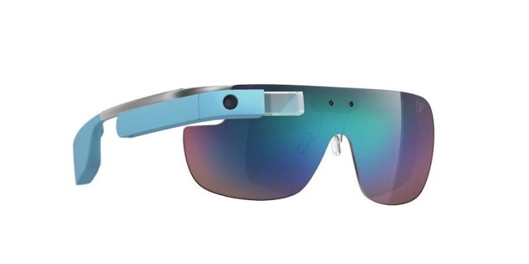 Google Glass and Diane von Furstenberg