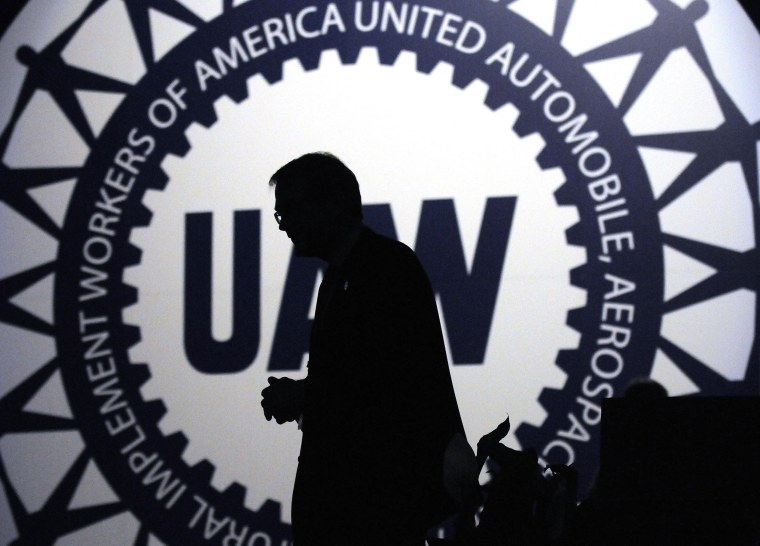 UAW delegates have voted to raise the union's dues for the first time in 47 years.