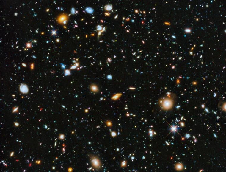 Image: Hubble Ultra Deep Field