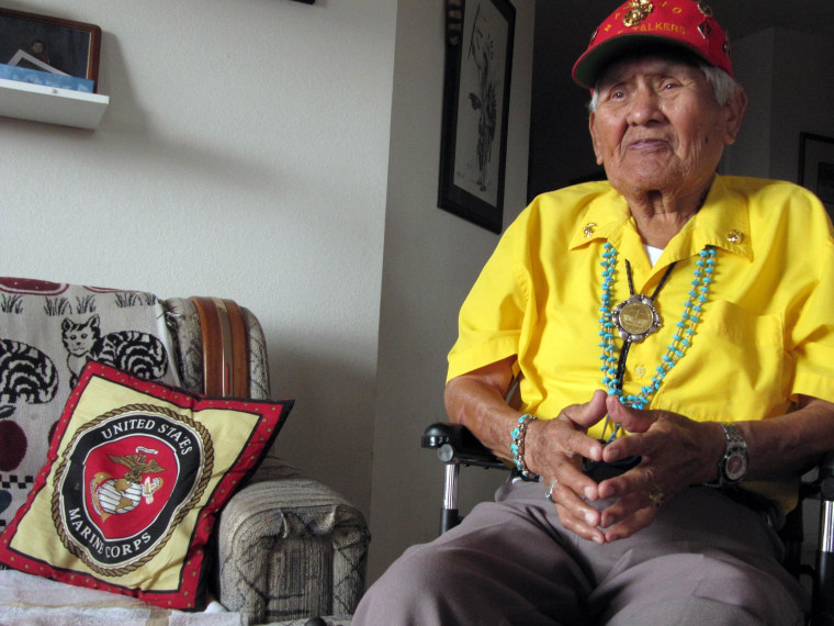Last of Original Group of Navajo Code Talkers Dies