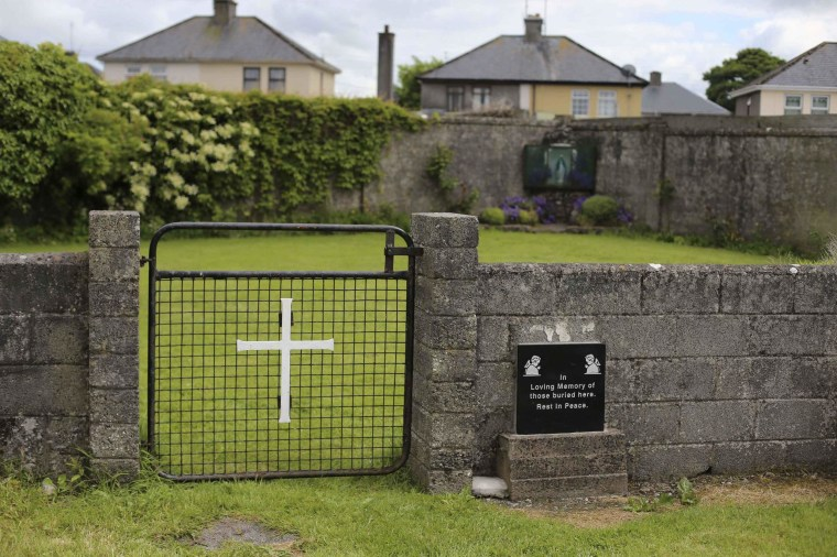 Ireland Investigates Alleged Discovery of 800 Babies in Sewer Tank