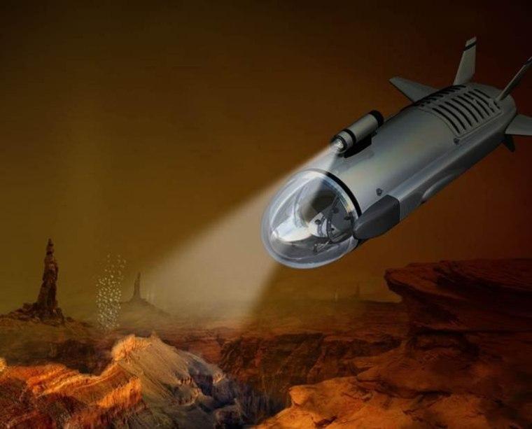 Image: Titan sub