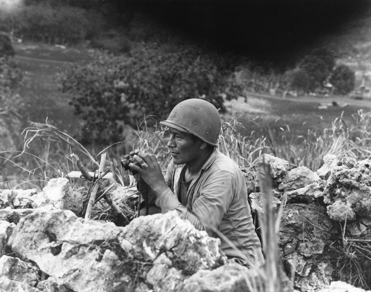 Code Talker In Foxhole