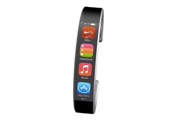 iWatch Hitting Wrists for $200 in September: Report