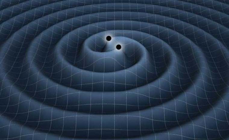 Image: Gravity waves