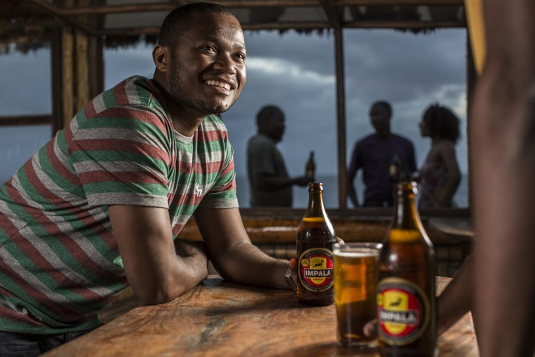 Impala is the first ever commercial-scale cassava-based beer, brewed in Mozambique by SABMiller's local subsidiary, Cervejas de Moçambique.