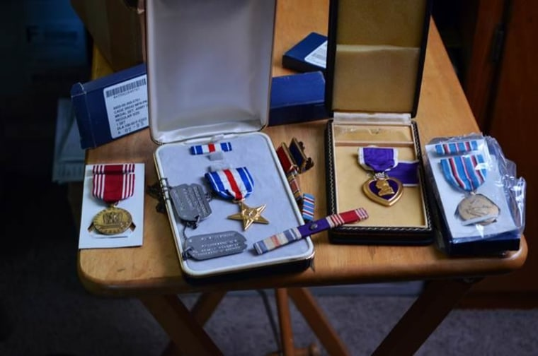 Some of Dr. Thomas Macdonnell's awards