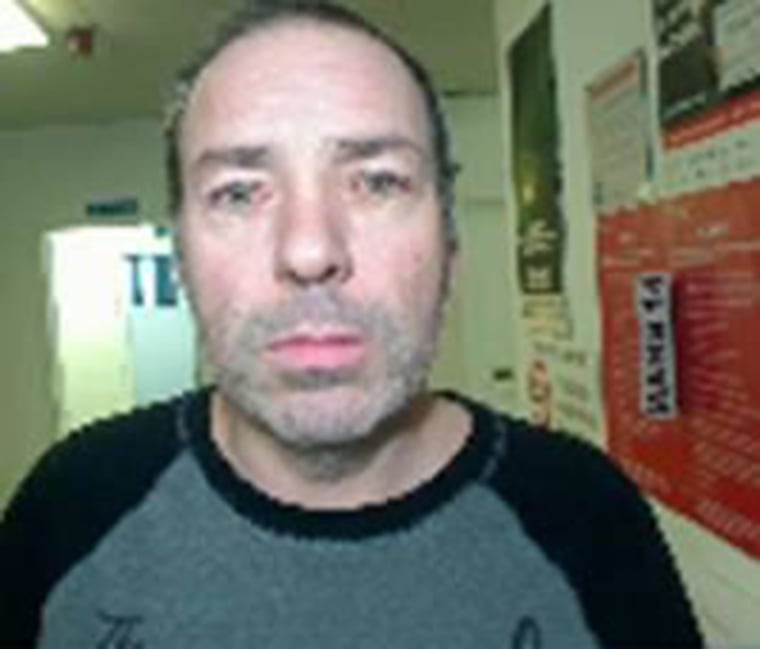 Serge Pomerleau, one of the three escaped prisoners.