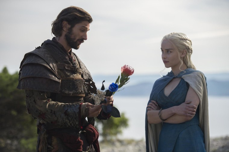 Image: Scene from 'Game of Thrones'