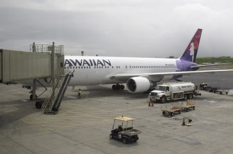 Hawaiian Airlines has an on-time arrival rating of 94.0 percent.