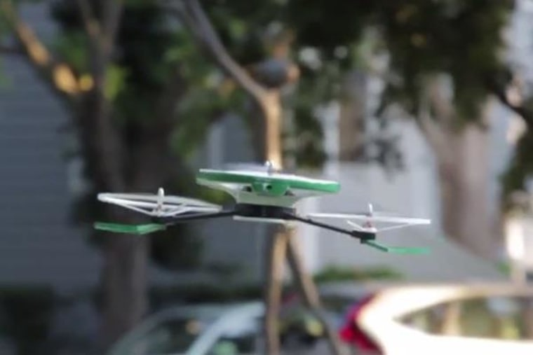 Fatdoor Wants to Connect You With Your Neighbors Through Drones