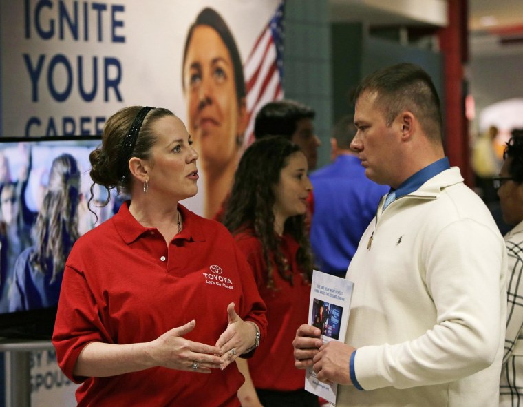 The number of Americans filing new claims for unemployment benefits unexpectedly rose last week.