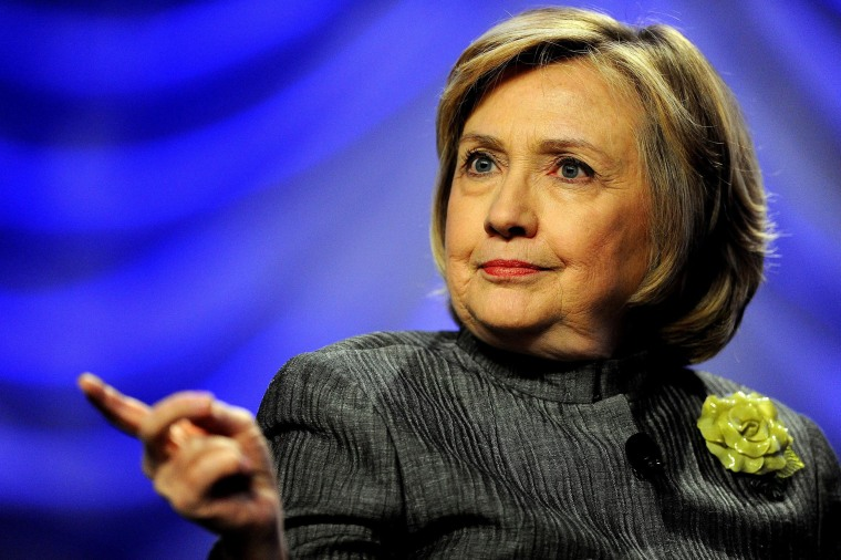 Hillary Clinton Has Tense Exchange Over Gay Marriage Questions