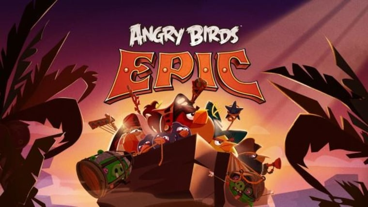 'Angry Birds Epic' Role-Playing Game Hits App Stores